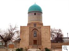Bibi-Khanym Mausoleum, Uzbekistan