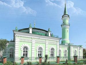 Tartar Mosque, Semey, Kazakhstan