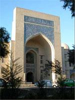 Kukeldash, madrasah Bukhara