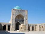 Masjid Kalyan, Bukhara, Uzbezkiztan