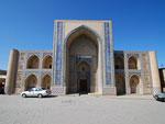 Ulugbeg Madrasah, Bukhara